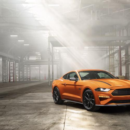 Ford Mustang | les photos officielles de la version EcoBoost 2020