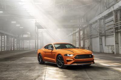 Ford Mustang | les photos officielles de la version EcoBoost 2020