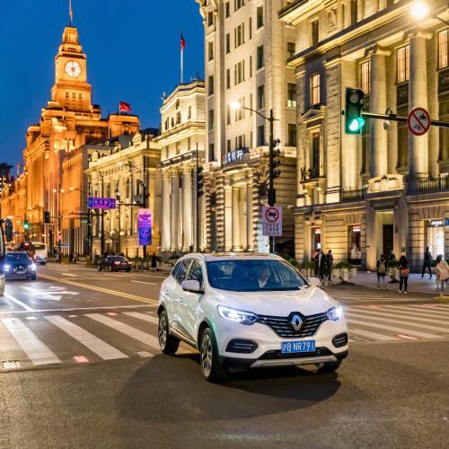 Renault City K-ZE | les photos officielles de la mini-citadine électrique