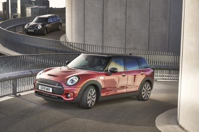 Mini Clubman restylé | les photos officielles du break