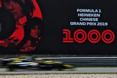 Grand Prix de Chine de F1 | les photos de la course de Renault F1