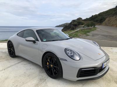Porsche 911 Carrera S (Type 992) | Les photos de notre essai en Corse
