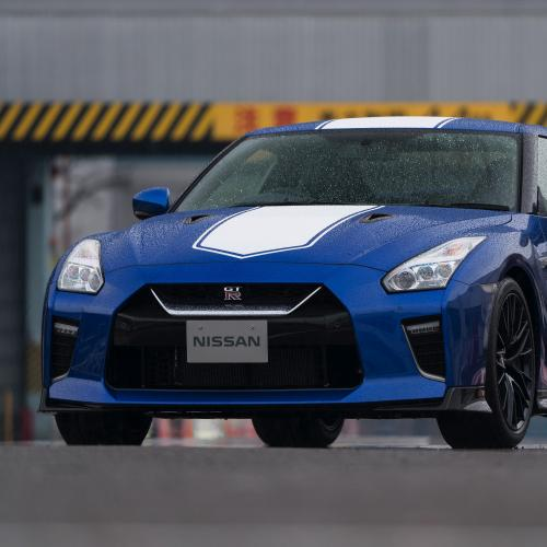 Nissan GT-R 50th Anniversary | les photos officielles de la sportive