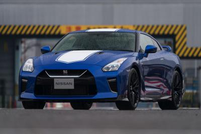 Nissan GT-R 50th Anniversary | les photos officielles de la sportive