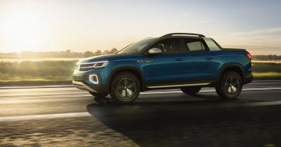 Volkswagen Tarok | les photos officielles du concept de pick-up