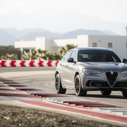 Alfa Romeo Quadrifoglio Nring | les photos officielles de l'édition limitée