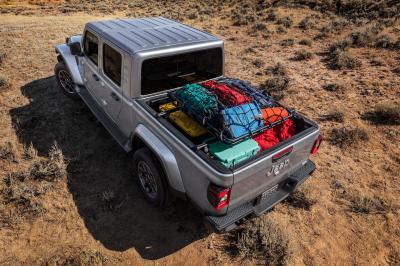 Jeep Gladiator 2020 | les photos officielles du pick-up