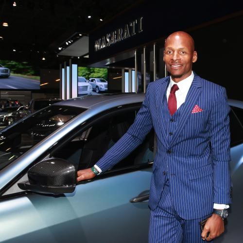 Maserati Levante GTS | les photos officielles de la version One of One Ray Allen