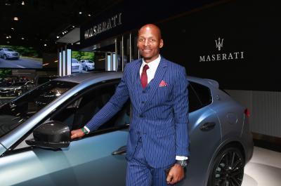 Maserati Levante GTS | les photos officielles de la version One of One Ray Allen