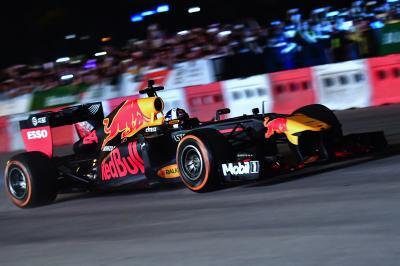 Grand Prix du Vietnam 2020 | l'exhibition Red Bull à Hanoï