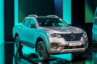 Renault Alaskan 2019 | les photos officielles de la mise à jour du pick-up
