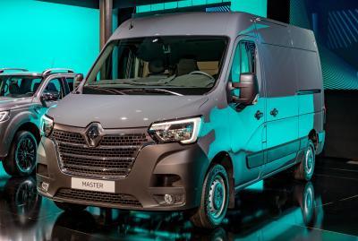 Renault Master | les photos officielles du nouveau utilitaire