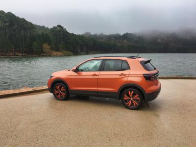 Volkswagen T-Cross | nos photos de l'essai en Corse