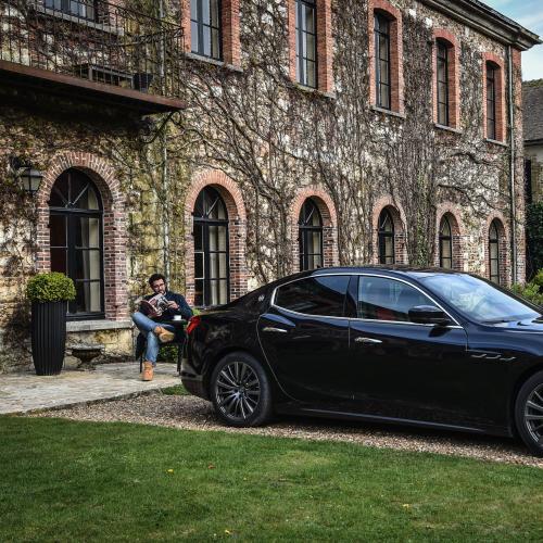Maserati Ghibli SQ4 | les photos de notre essai