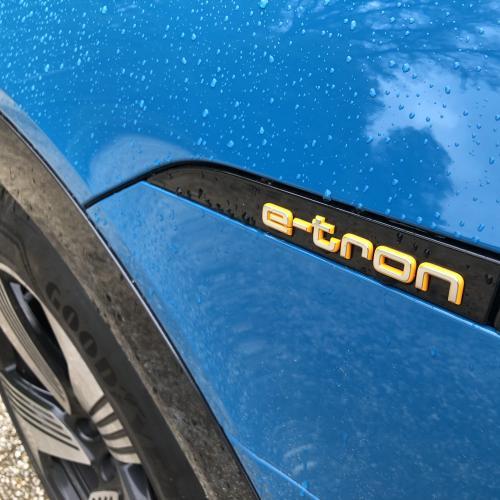 Audi e-tron | nos photos de l'essai du SUV 100% électrique