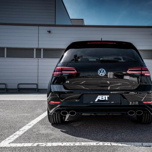 Golf R | les photos officielles de la version ABT