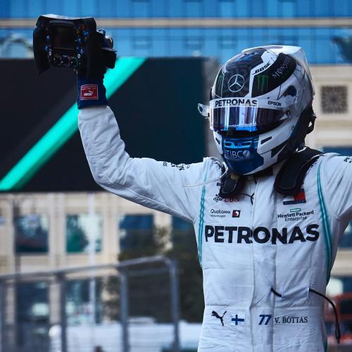 Grand Prix d'Azerbaïdjan de Formule 1 | les photos de la course de Mercedes