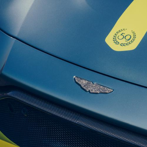 Aston Martin Vantage AMR | les photos officielles