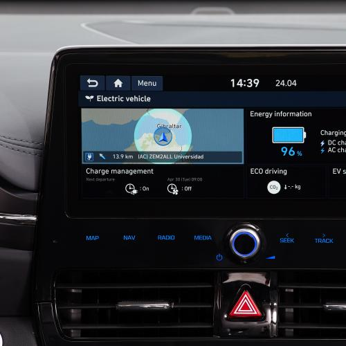 Hyundai Ioniq Electric 2019 | les photos officielles de son restylage