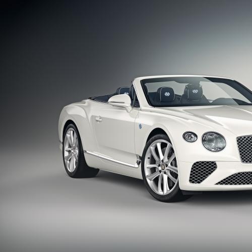 Bentley Continental GTC Bavarian   les photos officielles de l'édition unique
