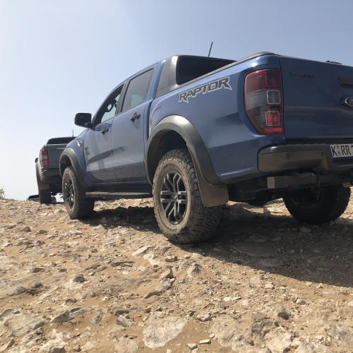 Ford Ranger Raptor | nos photos de l'essai du pick-up