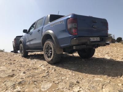 Ford Ranger Raptor | nos photos de l'essai du pick-up