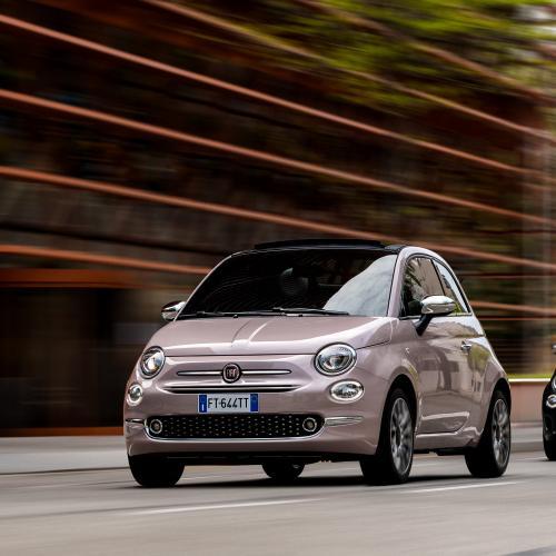 Fiat 500 Star & Rockstar | les photos officielles