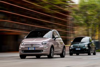 Fiat 500 Star & Rockstar | les photos officielles
