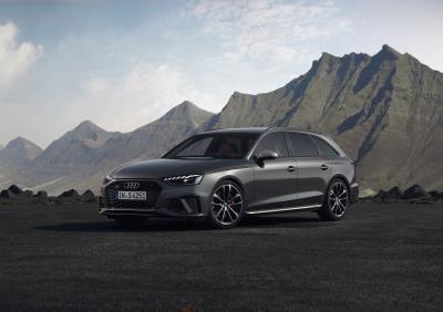 Audi A4 restylée | les photos officielles de la sportive