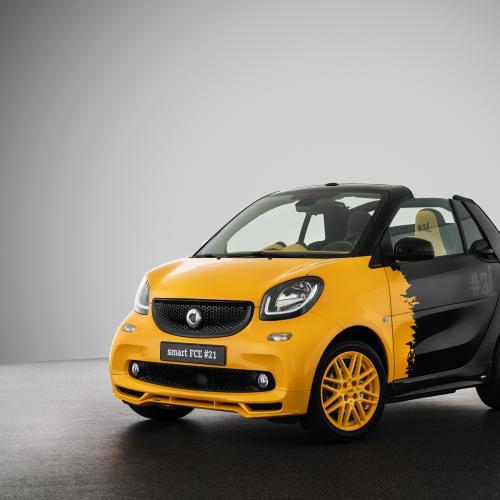 Smart Final Collector's Edition by Konstantin Grcic | les photos officielles de la dernière Fortwo à moteur essence