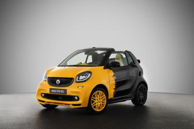 Smart Final Collector's Edition by Konstantin Grcic | les photos officielles de la dernière Fortwo à moteur essence