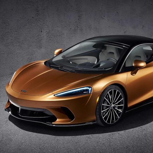 McLaren GT | les photos officielles de la sportive