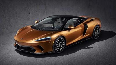 McLaren GT | les photos officielles de la sportive