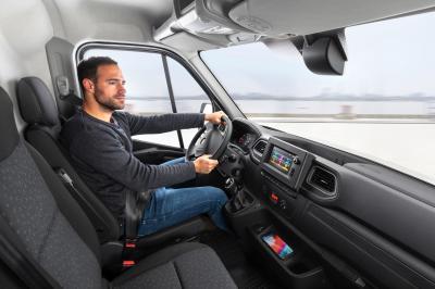 Opel Movano | les photos officielles de l'utilitaire
