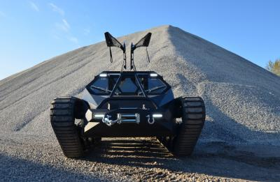 Fast & Furious 8 | les photos du tank Ripsaw