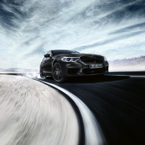 BMW M5 | les photos officielles de l'édition 35 years