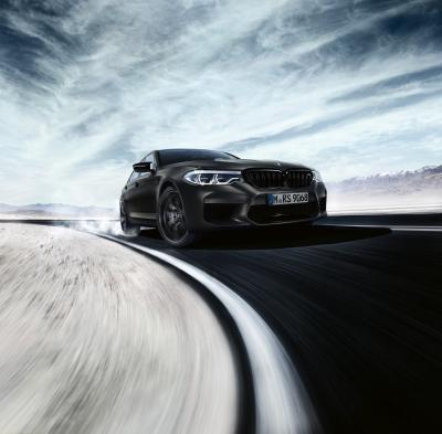 BMW M5 | les photos officielles de l'édition 35 years
