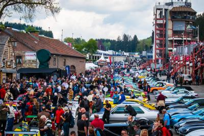 Spa Classic 2019 | les photos officielles de la 9e édition