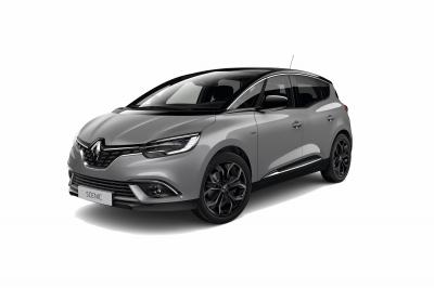 Renault Scénic et Grand Scénic | les photos officielles de la Black Edition