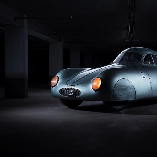 Porsche Type 64 | les photos de la vente aux enchères RM Sotheby's