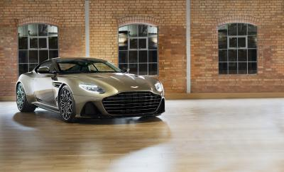 Aston Martin DBS Superleggera | les photos officielles de la série limitée On Her Majesty's Secret Service