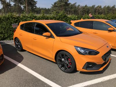 Ford Focus ST | nos photos de l'essai de la compacte sportive