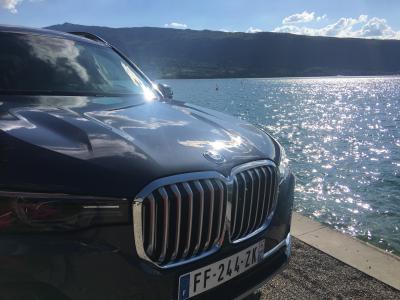 BMW X7 | nos photos de l'essai