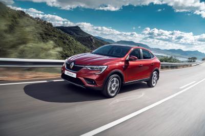 Renault Arkana | les photos officielles du SUV Coupé pour la Russie