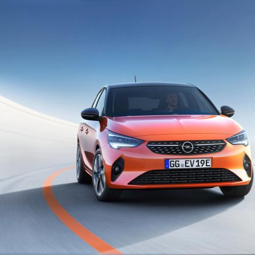 Opel Corsa-e | les photos officielles de la toute nouvelle citadine électrique