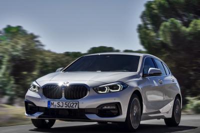 BMW Série 1 | les photos officielles de la nouvelle génération