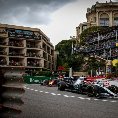 Grand Prix de Monaco de F1 | la course de Mercedes en photos