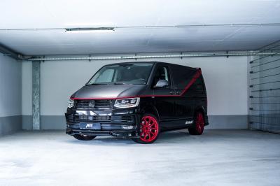Volkswagen Transport T6 | les photos du van sportif par ABT