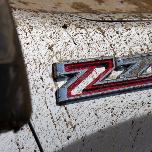 Chevrolet Silverado 1500 | les photos officielles du pick-up
