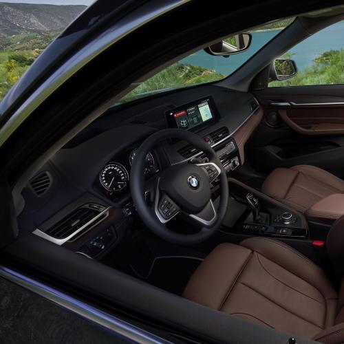 BMW X1 2019 | les photos officielles du crossover restylé